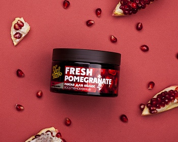 Маски для волос Fresh pomegranate - «Восстановление» 250 мл